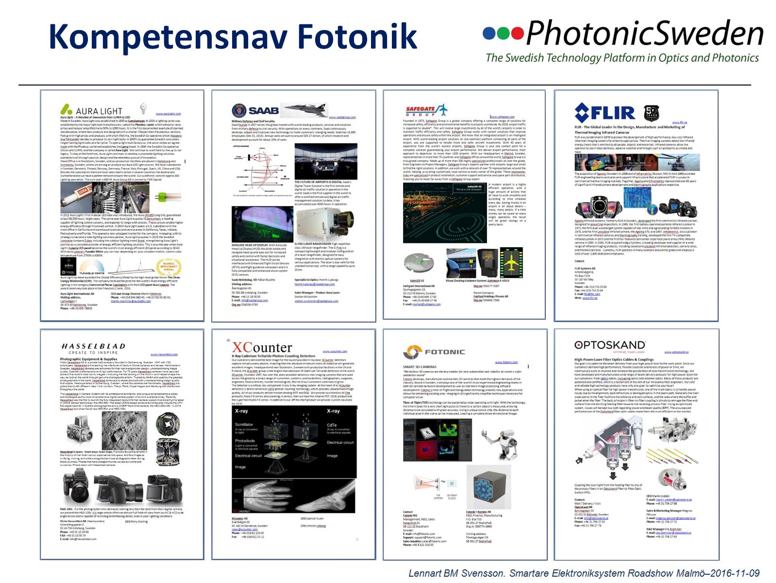 Kompetensnav - PhotonicSweden